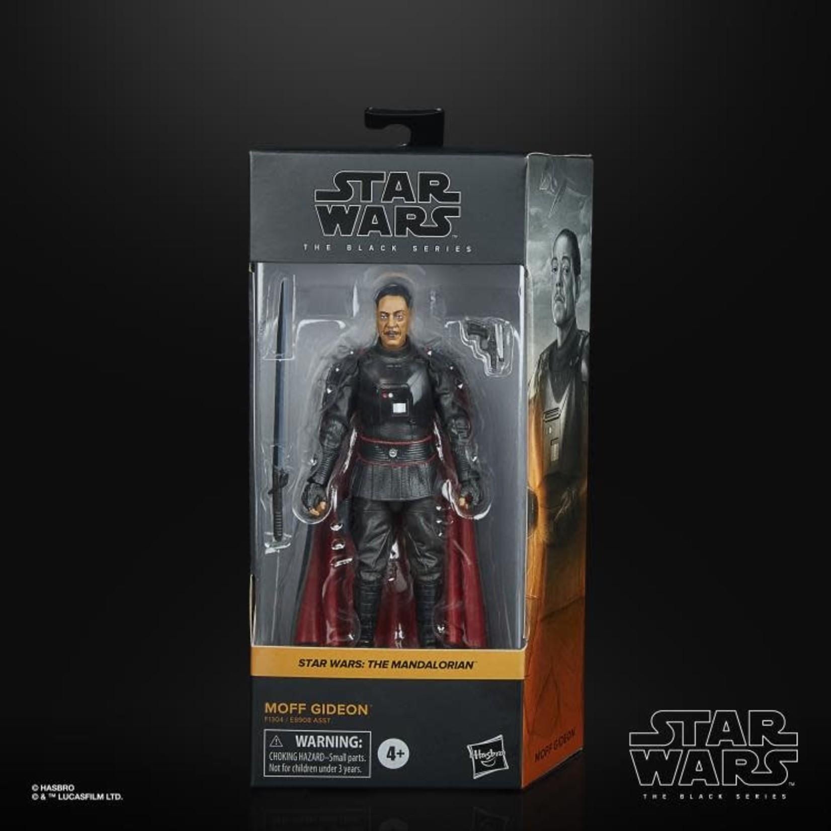 Hasbro Star Wars The Black Series - Moff Gideon
