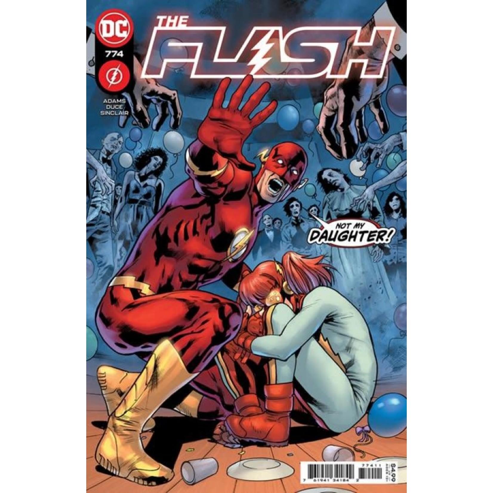 DC Comics The Flash #774