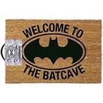 Batman Logo Tapis d'entrée