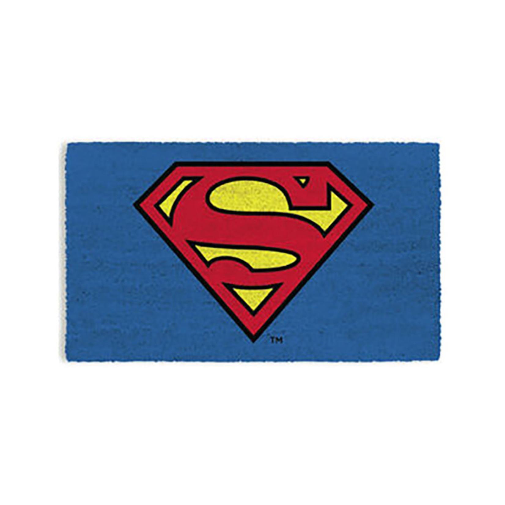 Superman Logo Tapis d'entrée