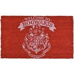 Harry Potter Welcome To Hogwarts Tapis d'entrée