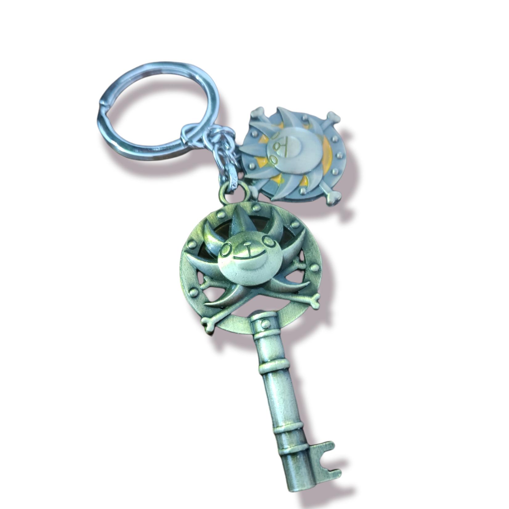 ONE PIECE Keychain Deluxe - Sunny key