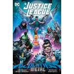 DC Comics JUSTICE LEAGUE DEATH METAL TP