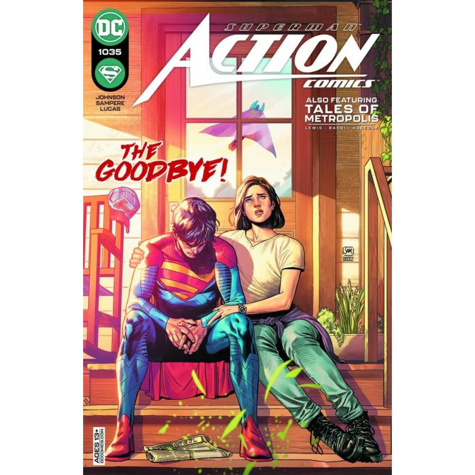 DC Comics Action Comics #1035