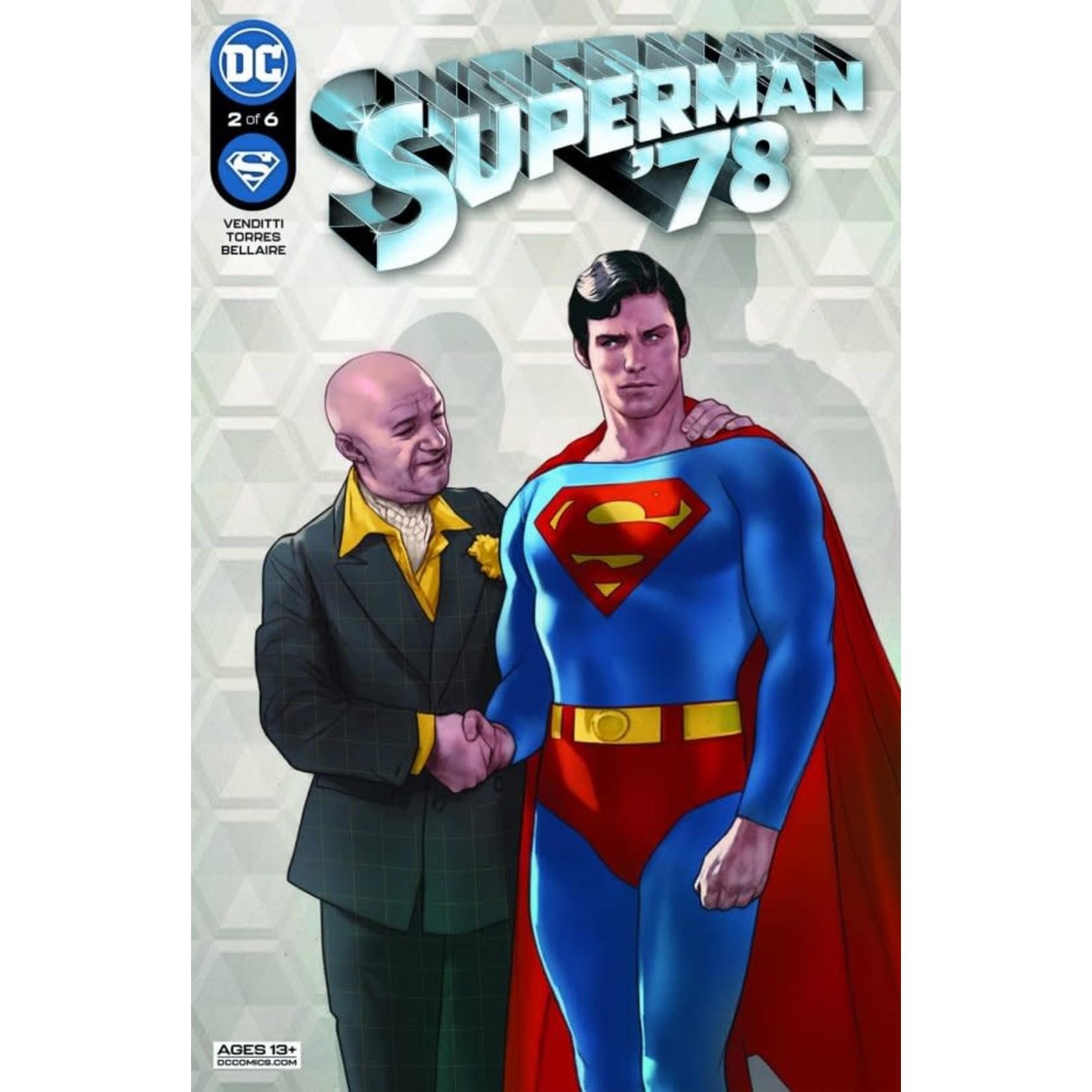 DC Comics Superman '78 #2