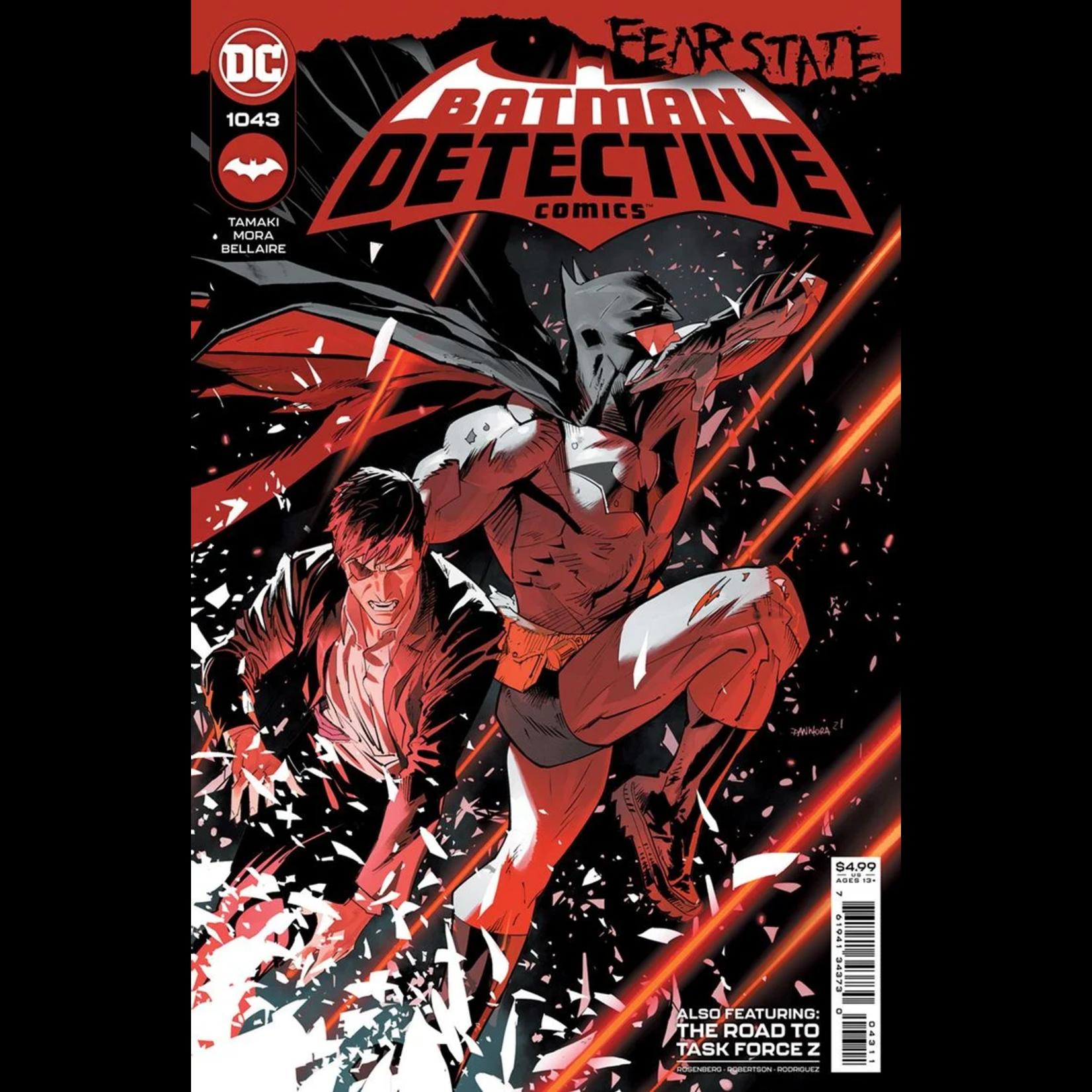 DC Comics Detective Comics #1043