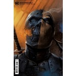 DC Comics Deathstroke Inc. #1 Cover B Mattina Card Stock Variant