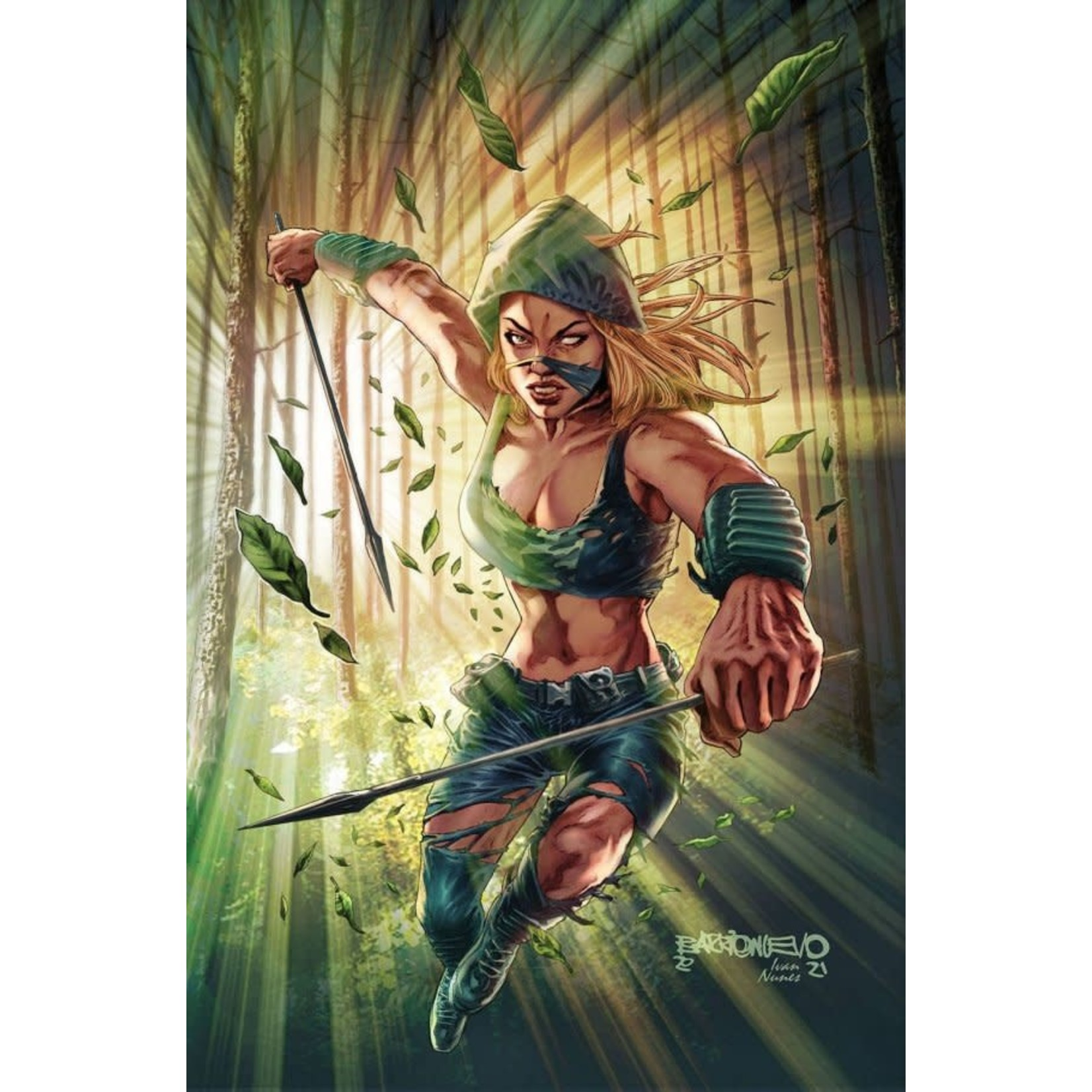 Zenescope Robyn Hood: Hunted #1