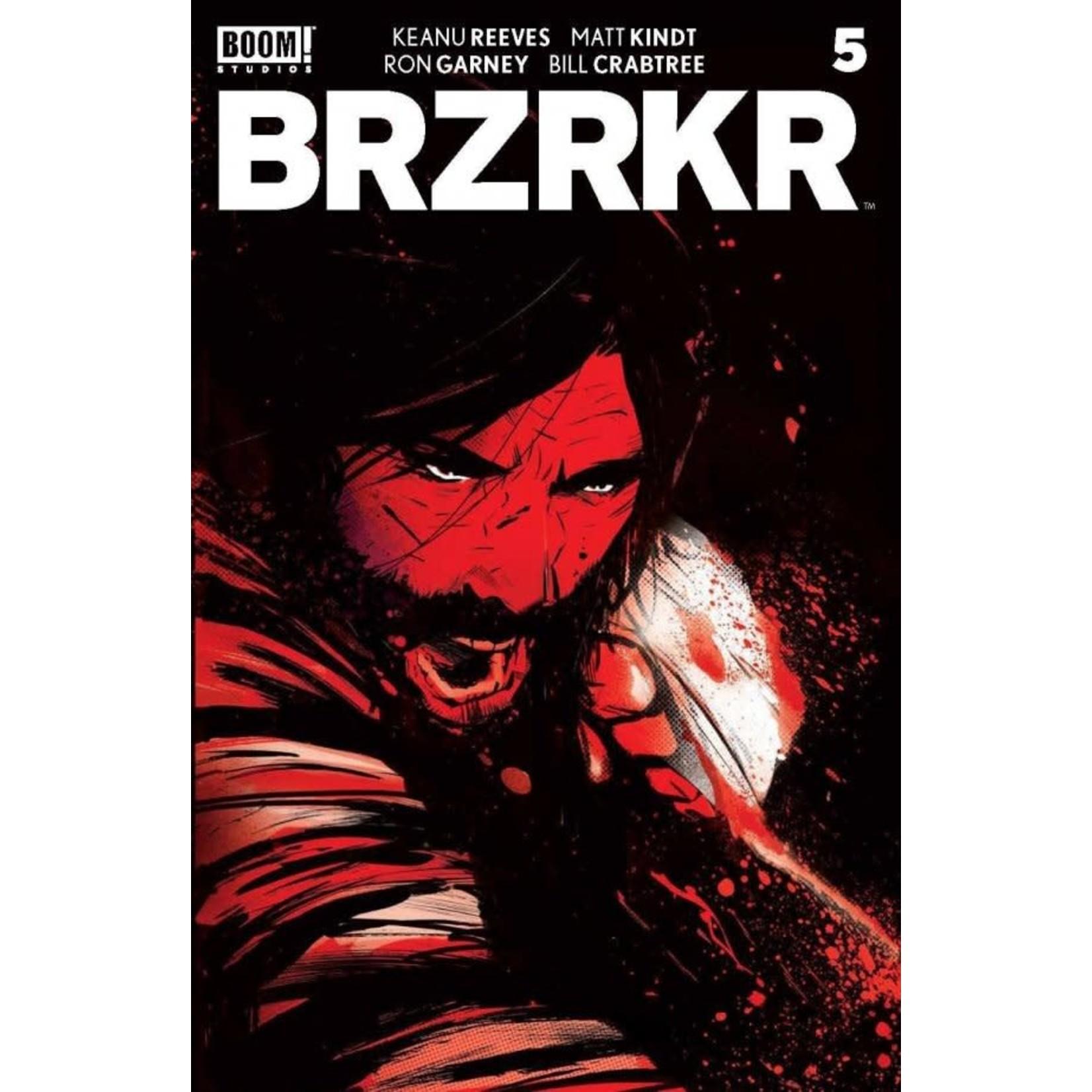 Boom BRZRKR #5