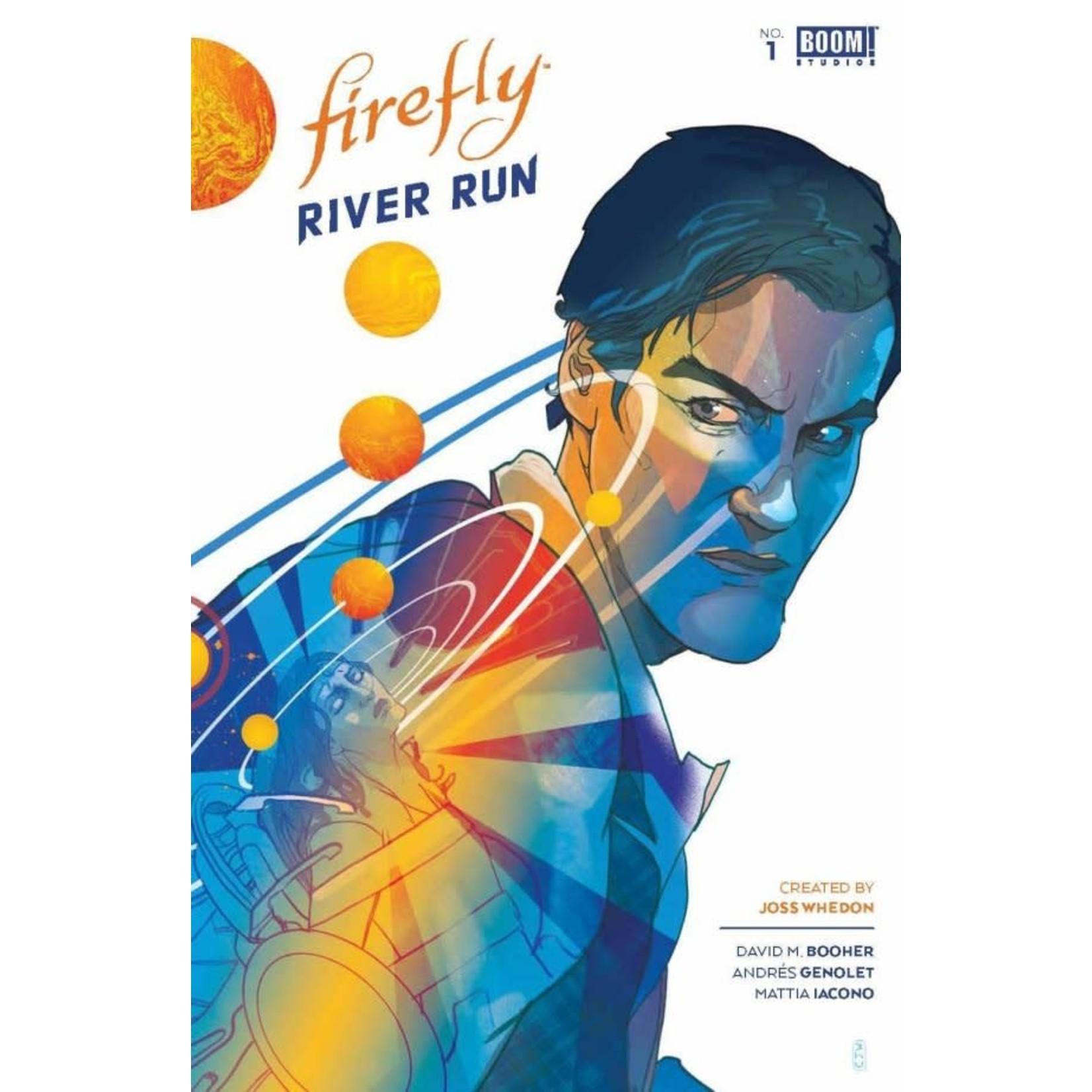 Boom Firefly: River Run #1