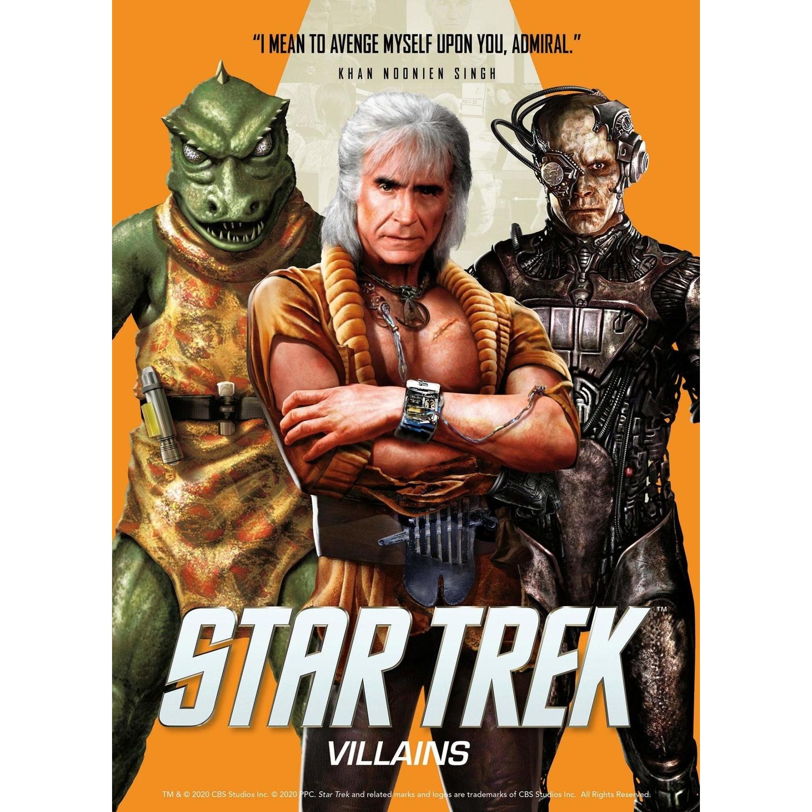 Titan Books STAR TREK VILLAINS