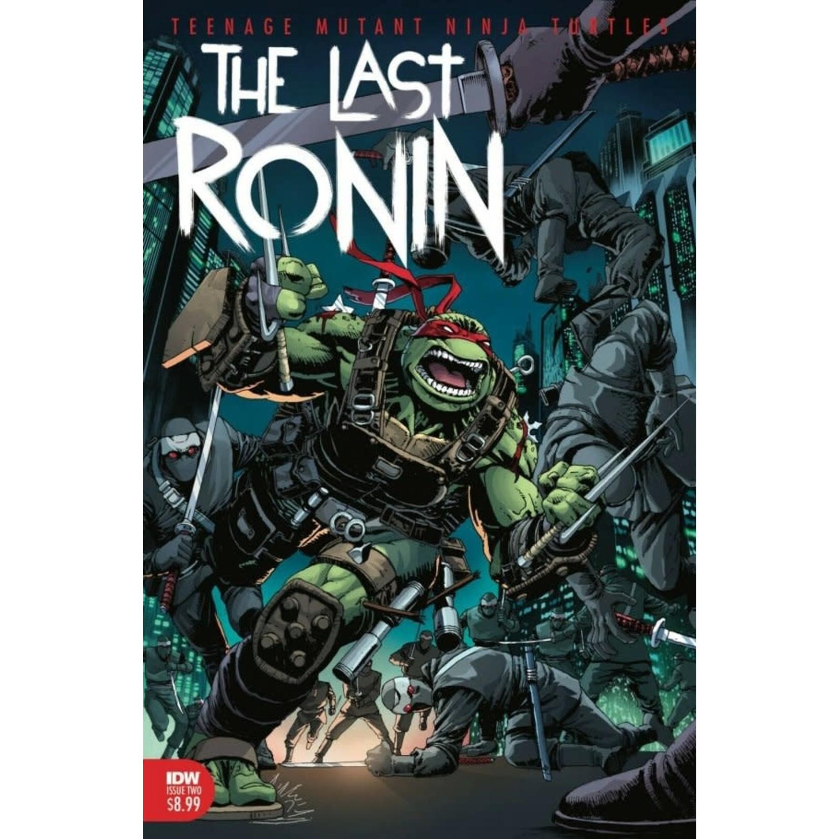 Copy of Teenage Mutant Ninja Turtles: The Last Ronin #1