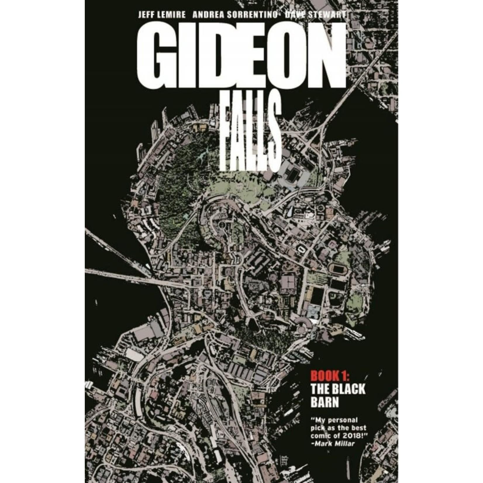 Image Gideon Falls Vol. 1: The Black Barn TP