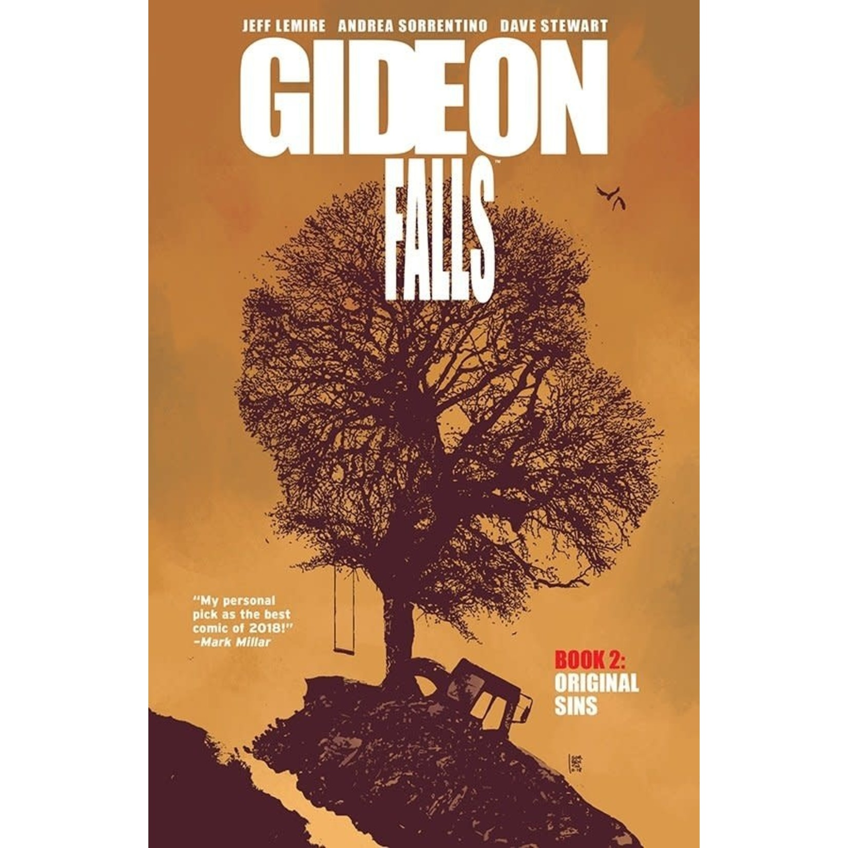 Image Gideon Falls Vol. 2: Original Sins TP