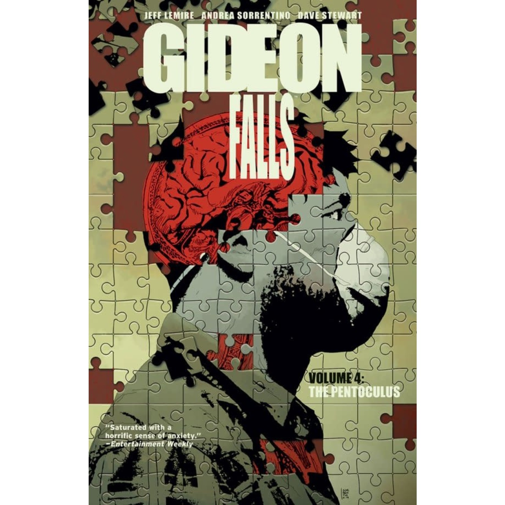 Image Copy of Gideon Falls Vol. 3: Stations of the Cross TP