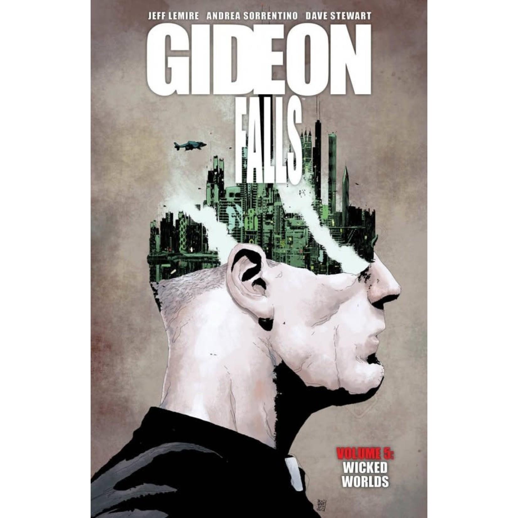 Image Copy of Gideon Falls Vol. 4: The Pentoculus TP