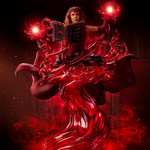 Iron Studios [Precommande] Scarlet Witch Deluxe Art Scale 1/10 – Wandavision