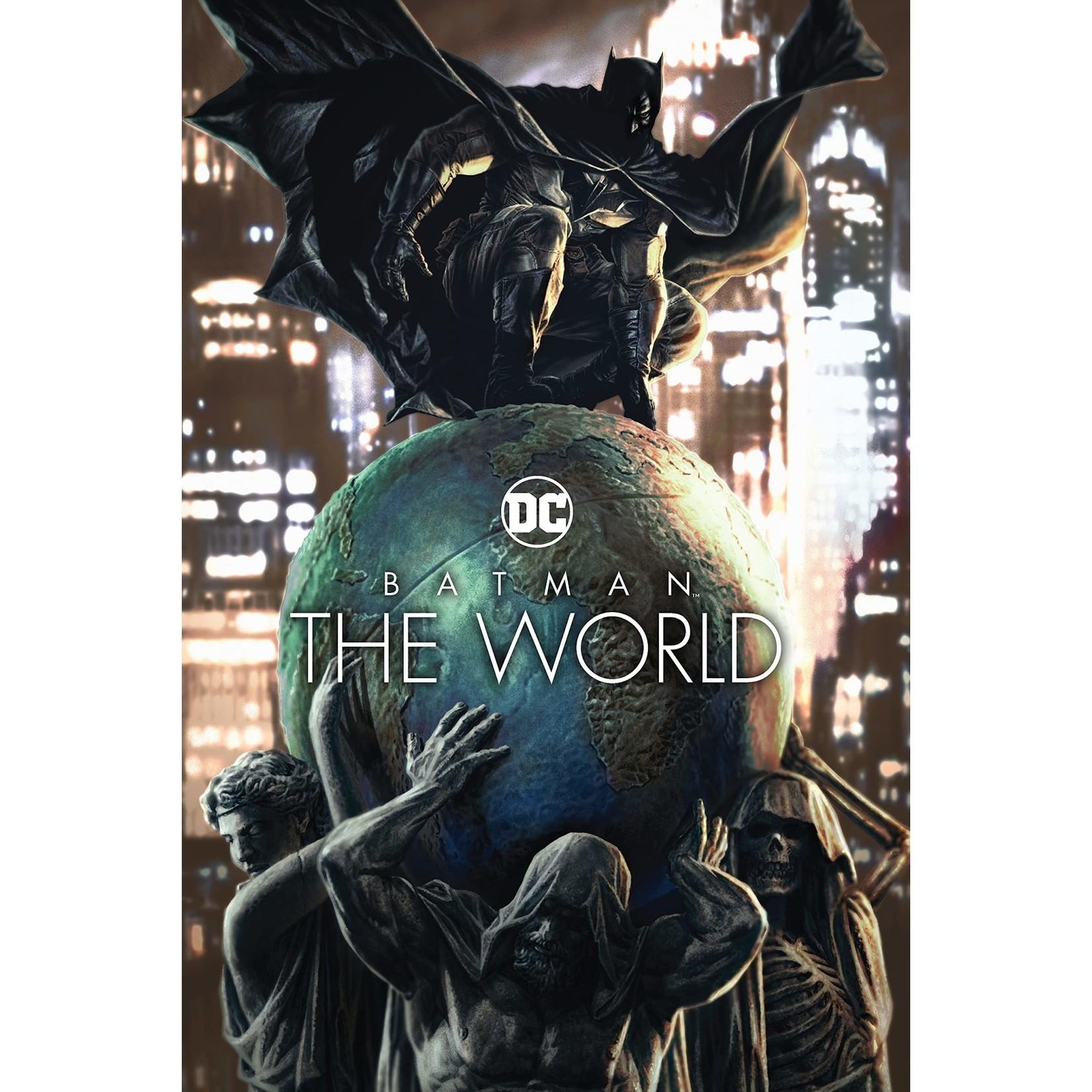 DC Comics BATMAN THE WORLD