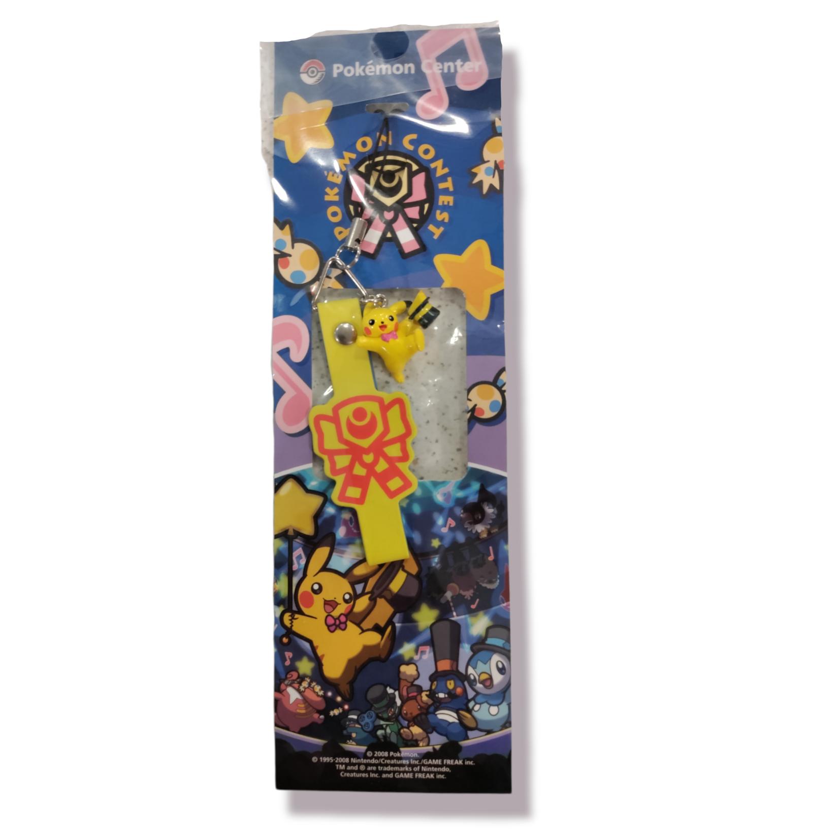 The Pokemon Company Pokemon center - Pikachu phone strap