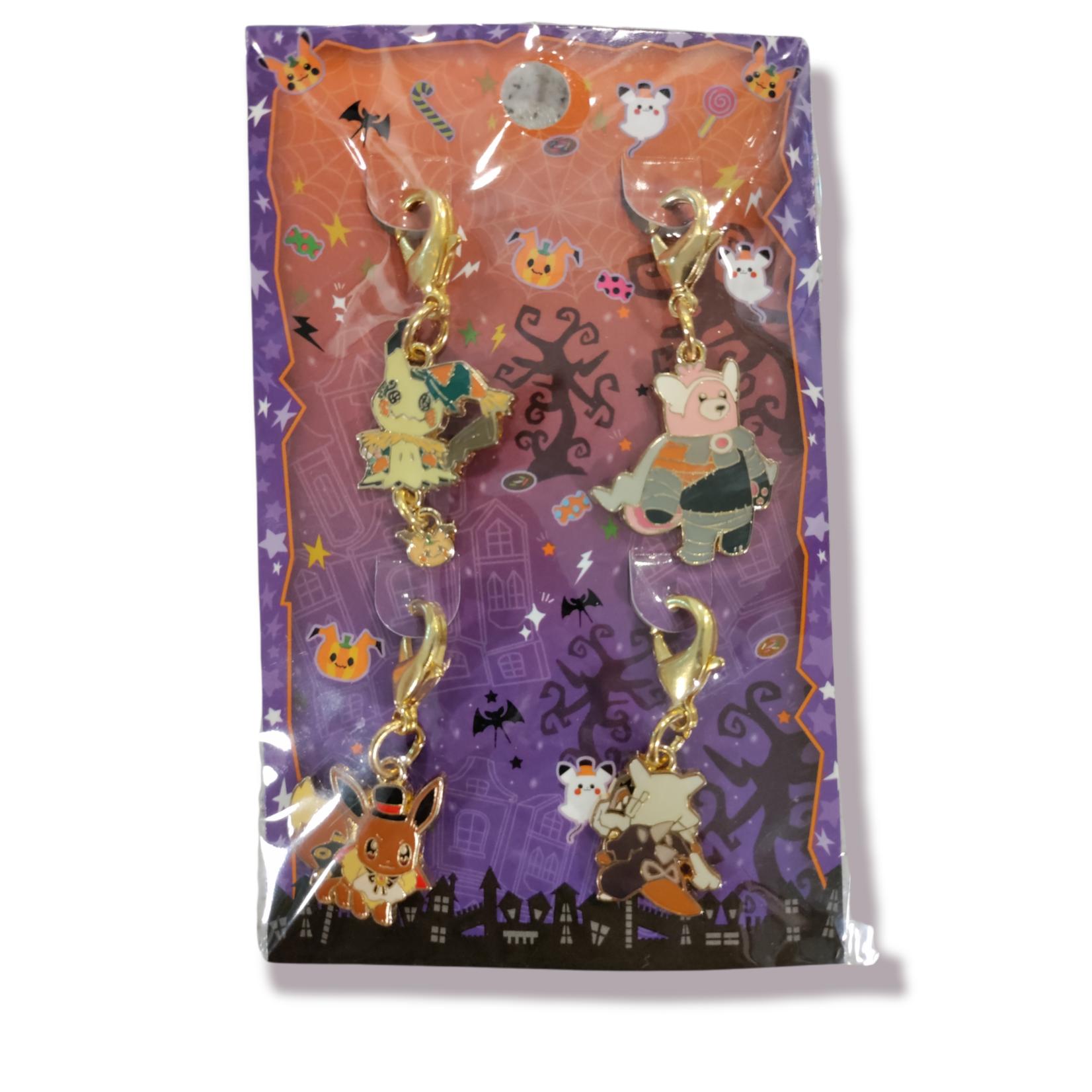 The Pokemon Company Ensemble de pendentif en métal Pokémon Halloween Time