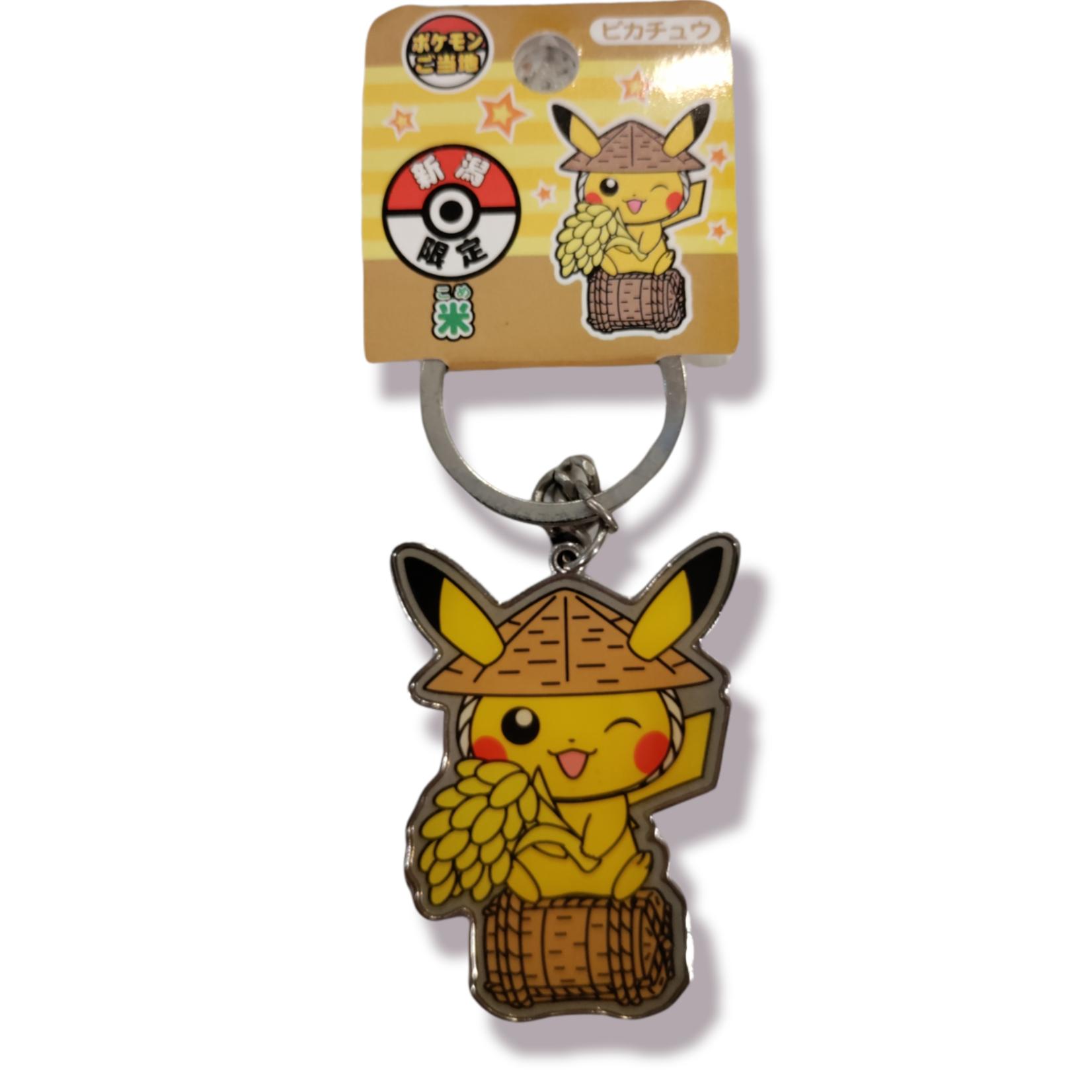 The Pokemon Company porte Clé Pikachu Niigata