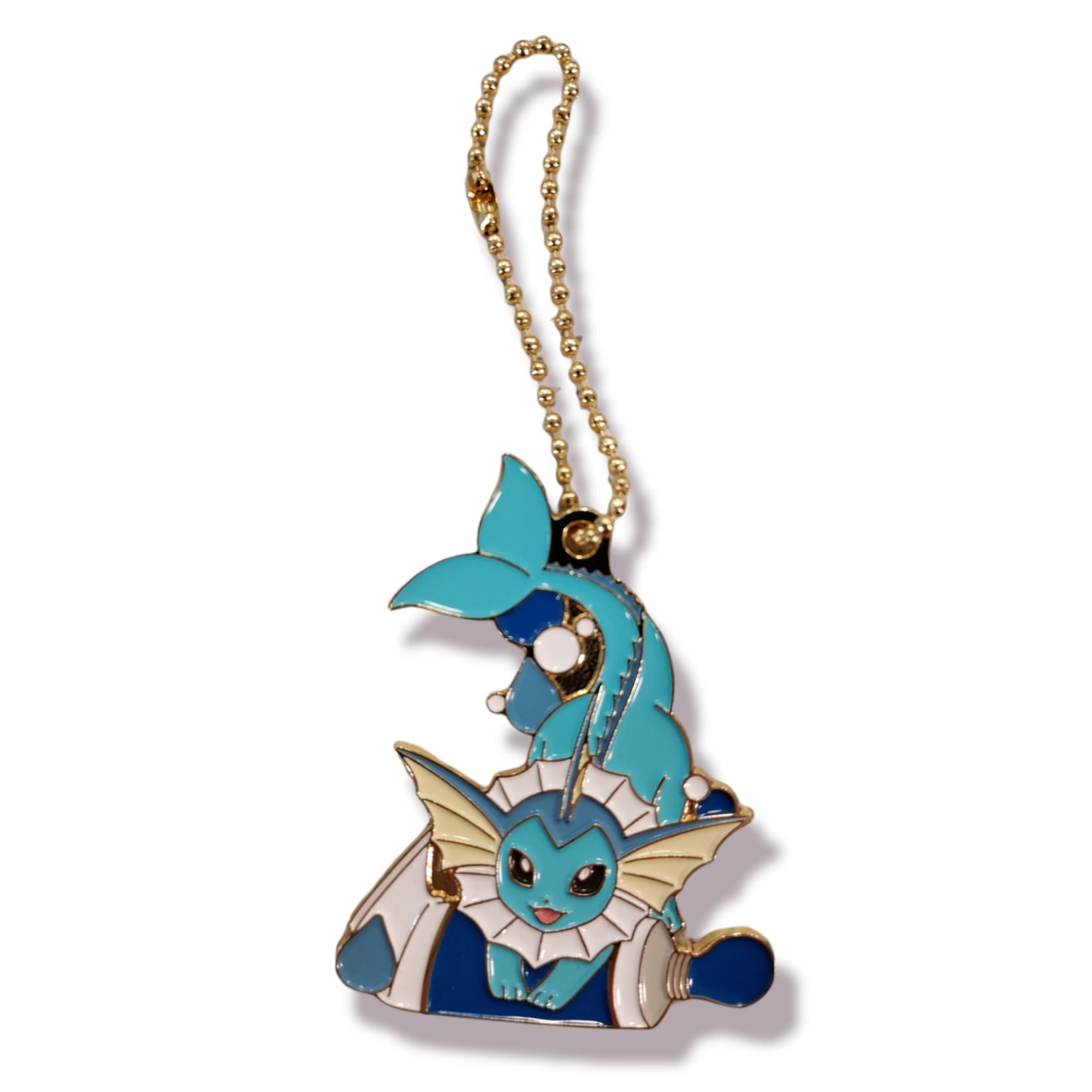 The Pokemon Company Keychain Pokemon - Vaporeon