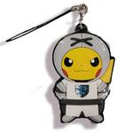 The Pokemon Company Keychain Silicone Pokemon - pikachu Team Plasma