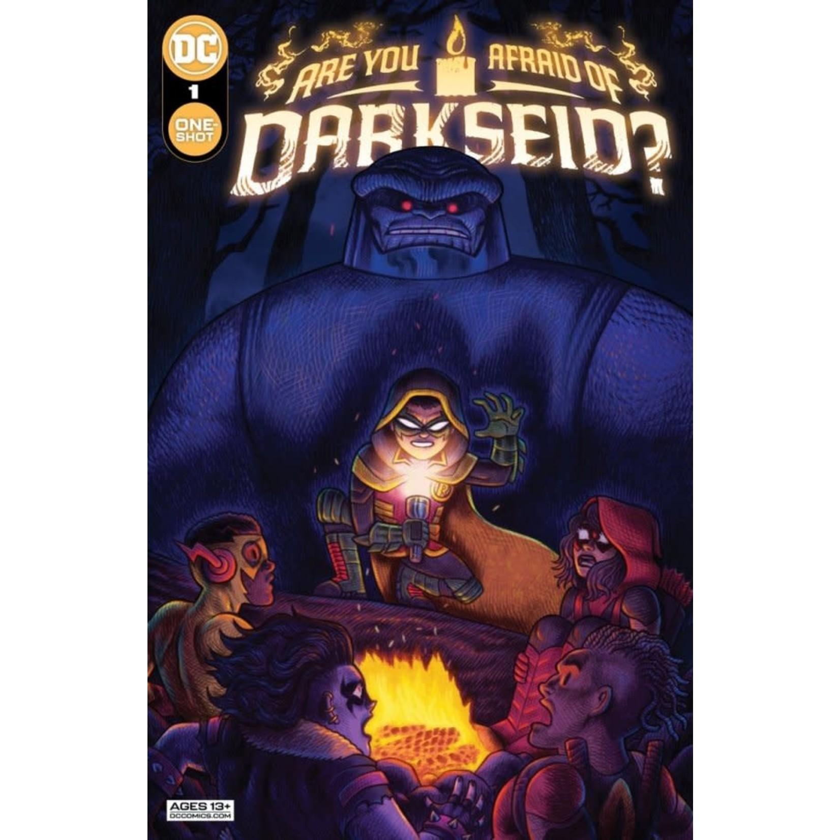 DC Comics Are You Afraid of Darkseid? #1