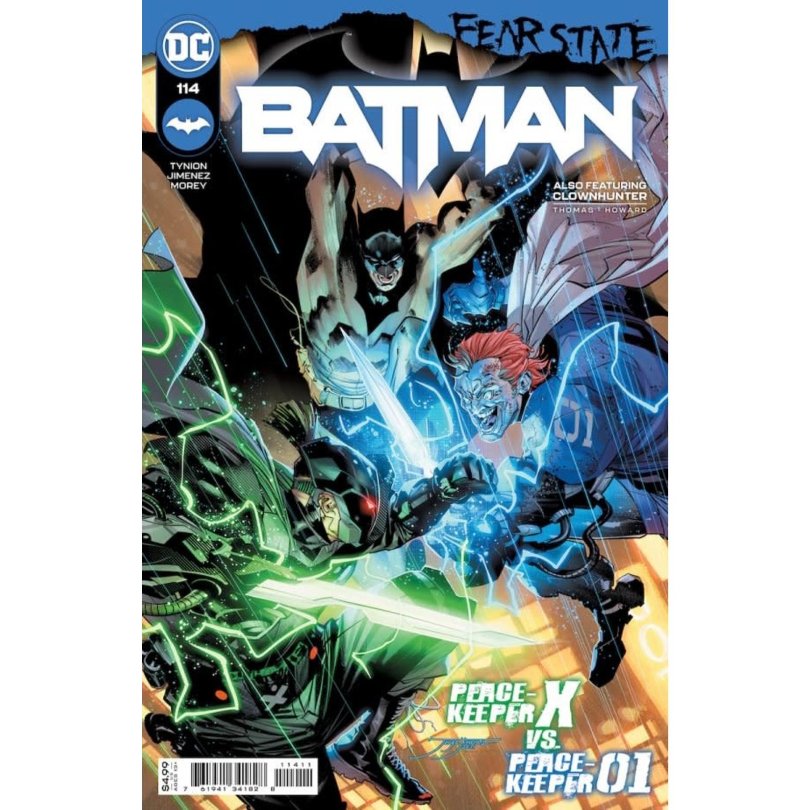 DC Comics Batman #114