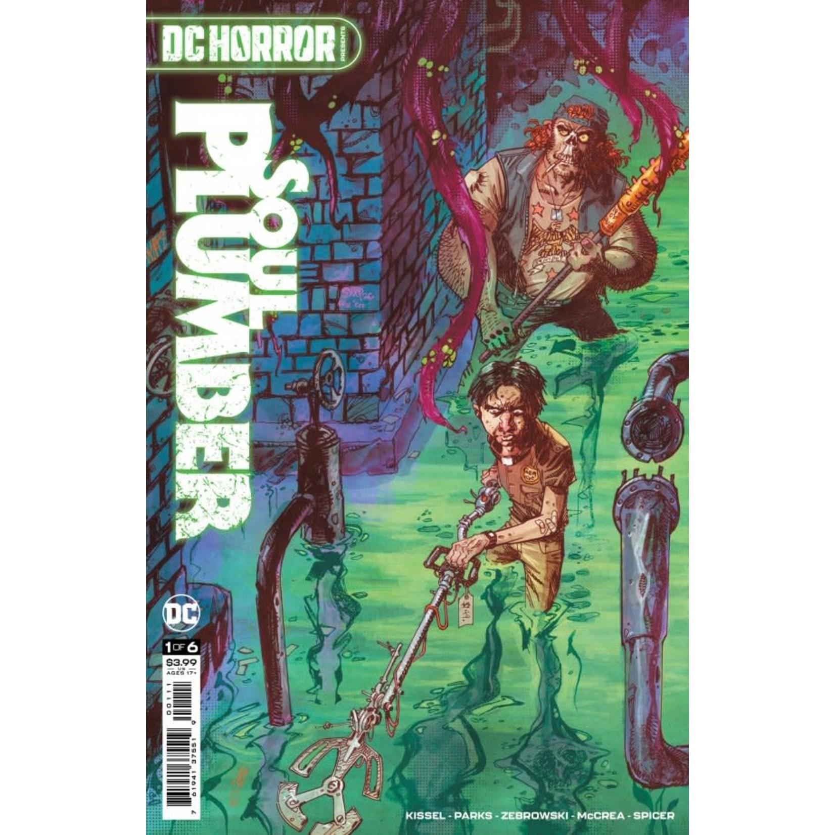 DC Comics Soul Plumber #1
