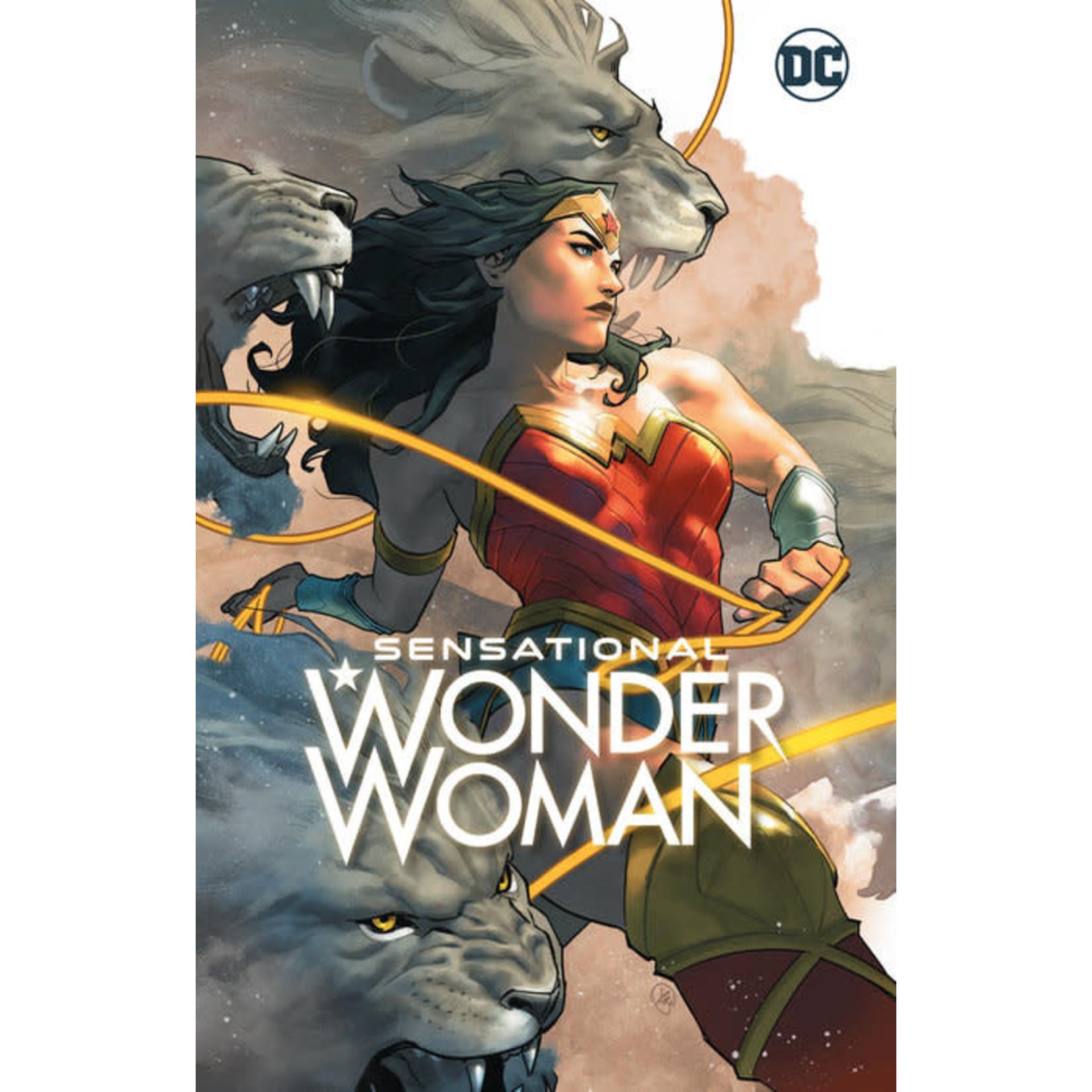 DC Comics Sensational Wonder Woman Volume 1 TP