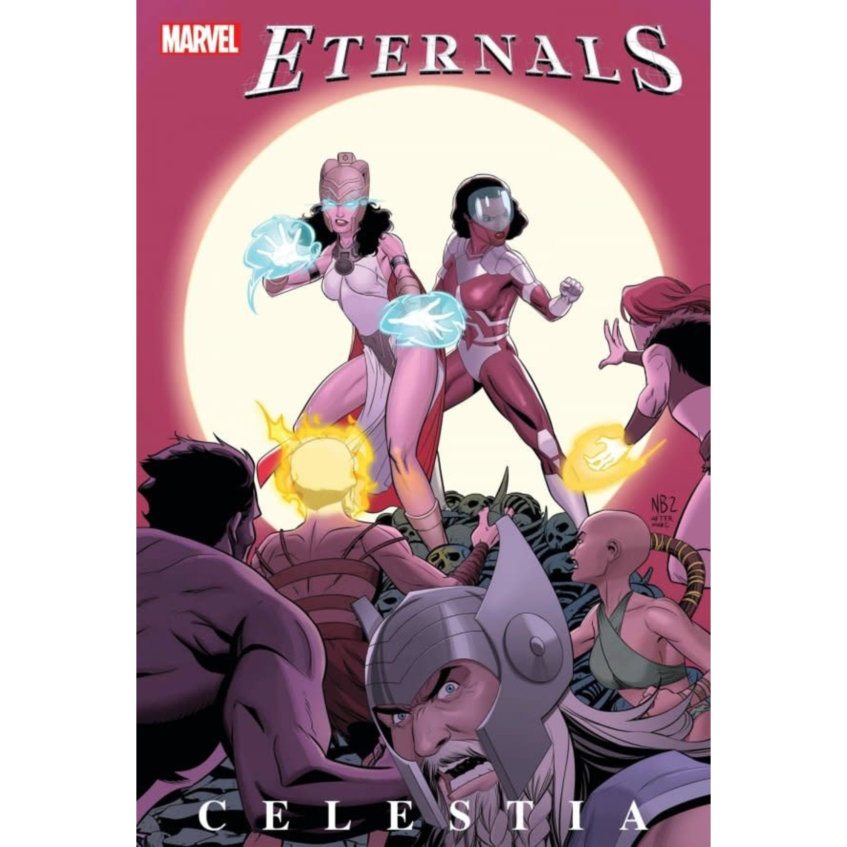 Eternals: Celestia #1 Blake Variant