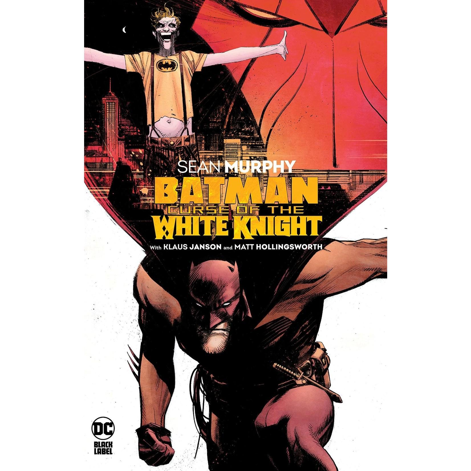 DC Comics Batman: Curse of the White Knight TP