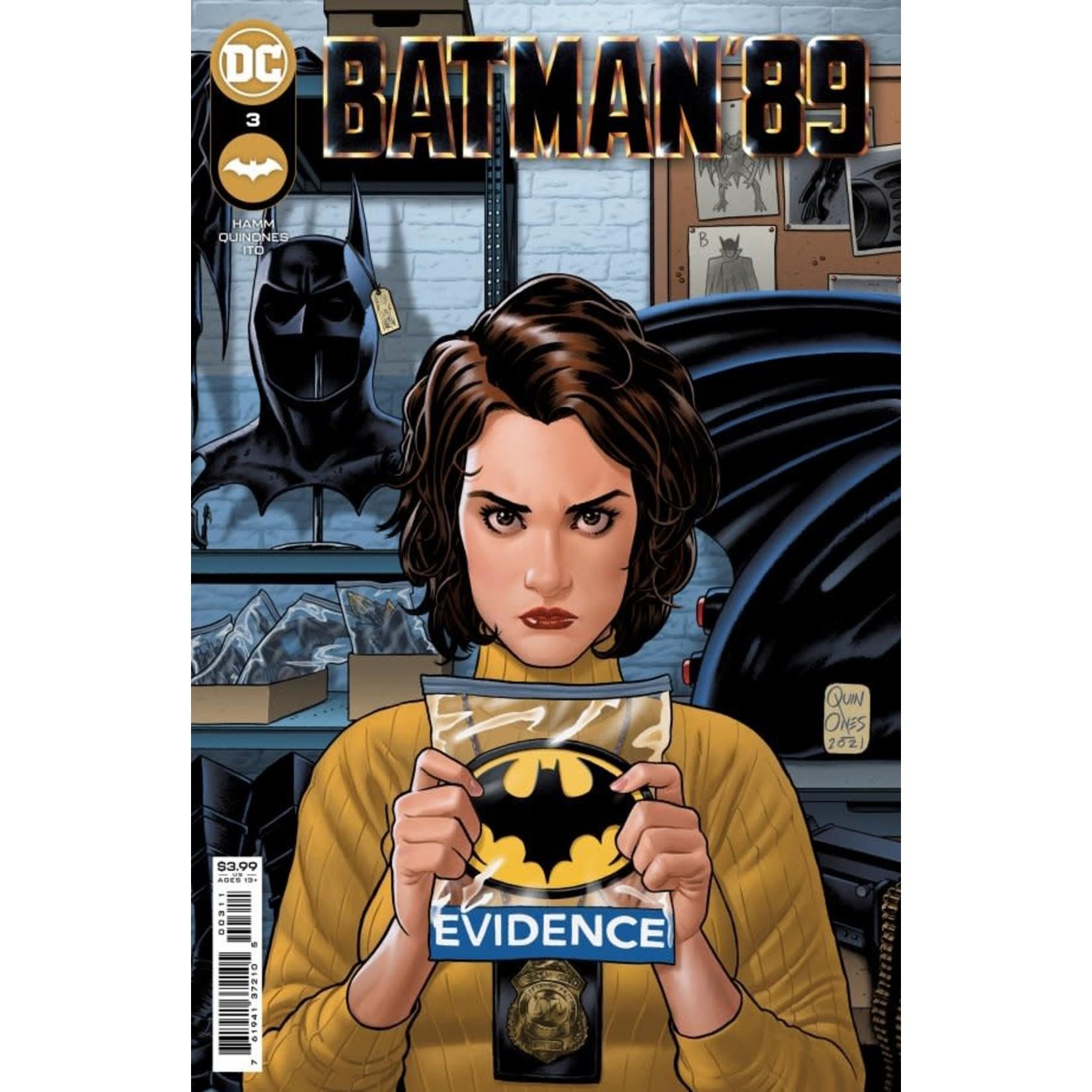 DC Comics Batman '89 #3