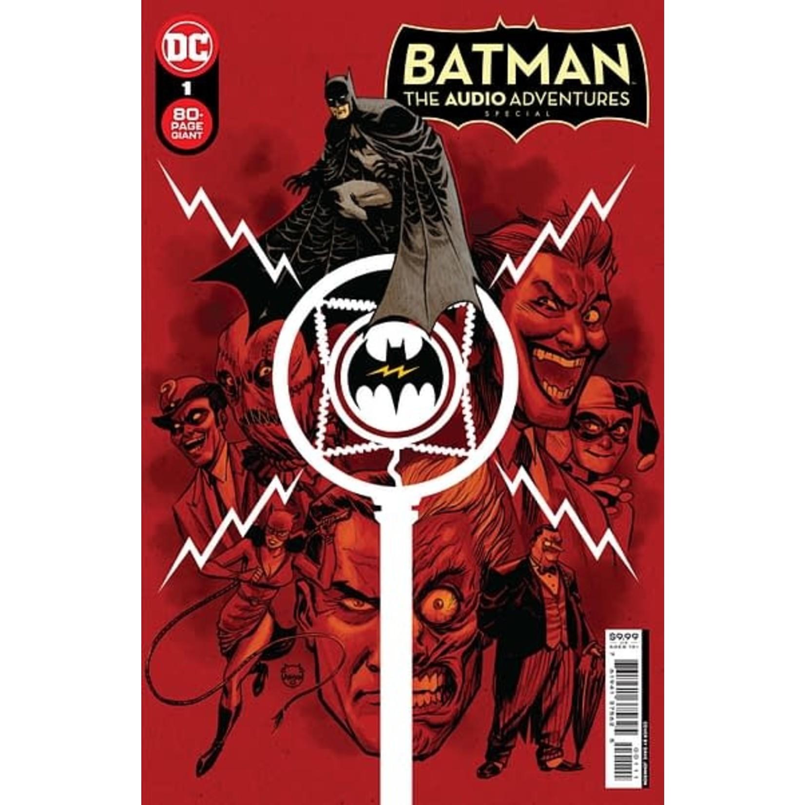 DC Comics Batman: The Audio Adventures special