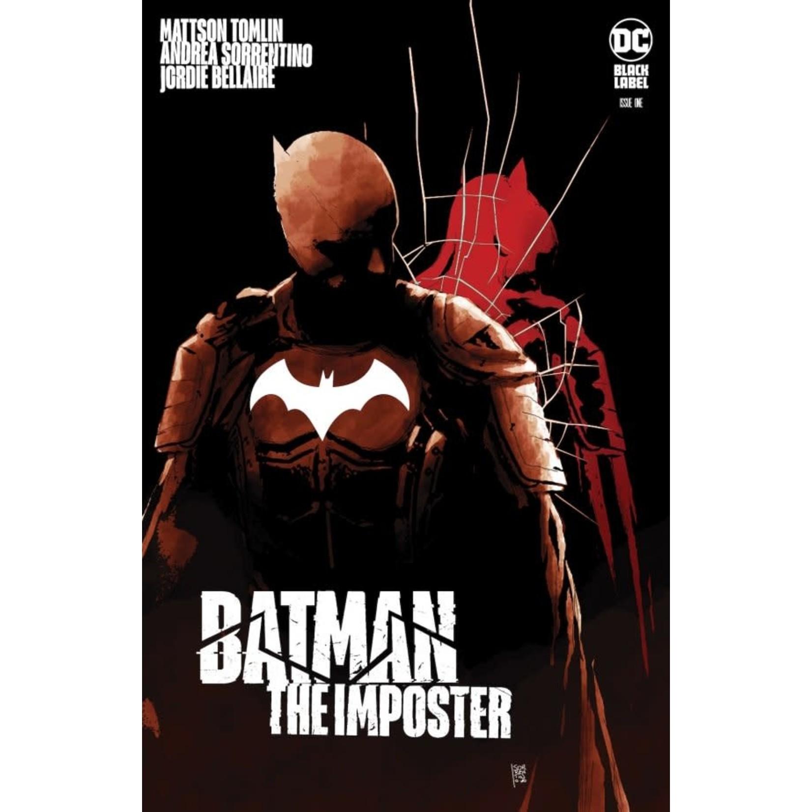 DC Comics Batman: The Imposter #1