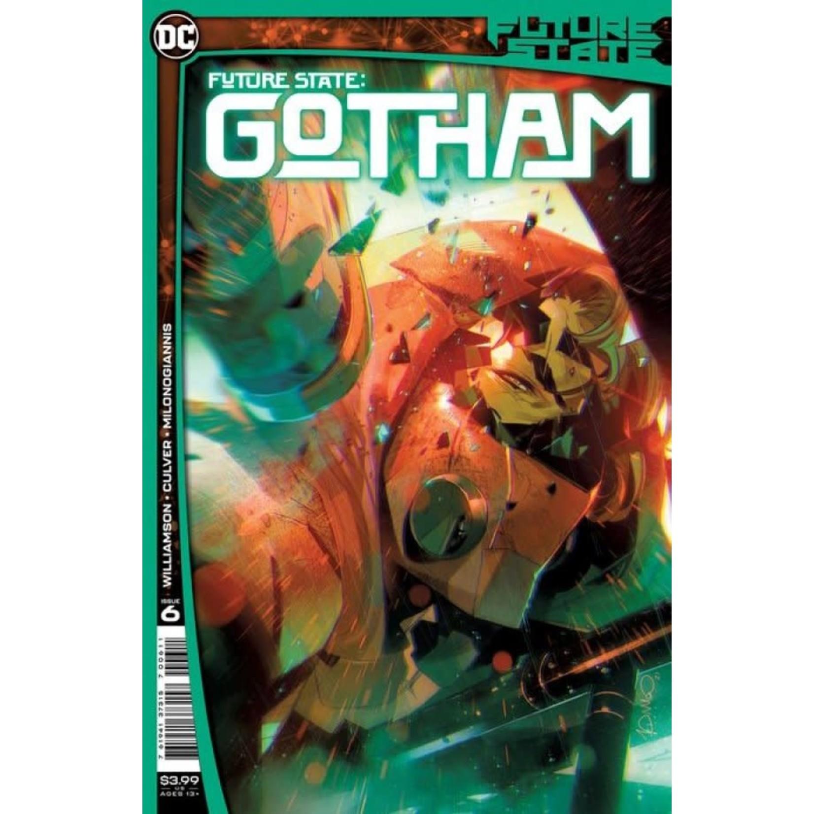 DC Comics Future State: Gotham #6