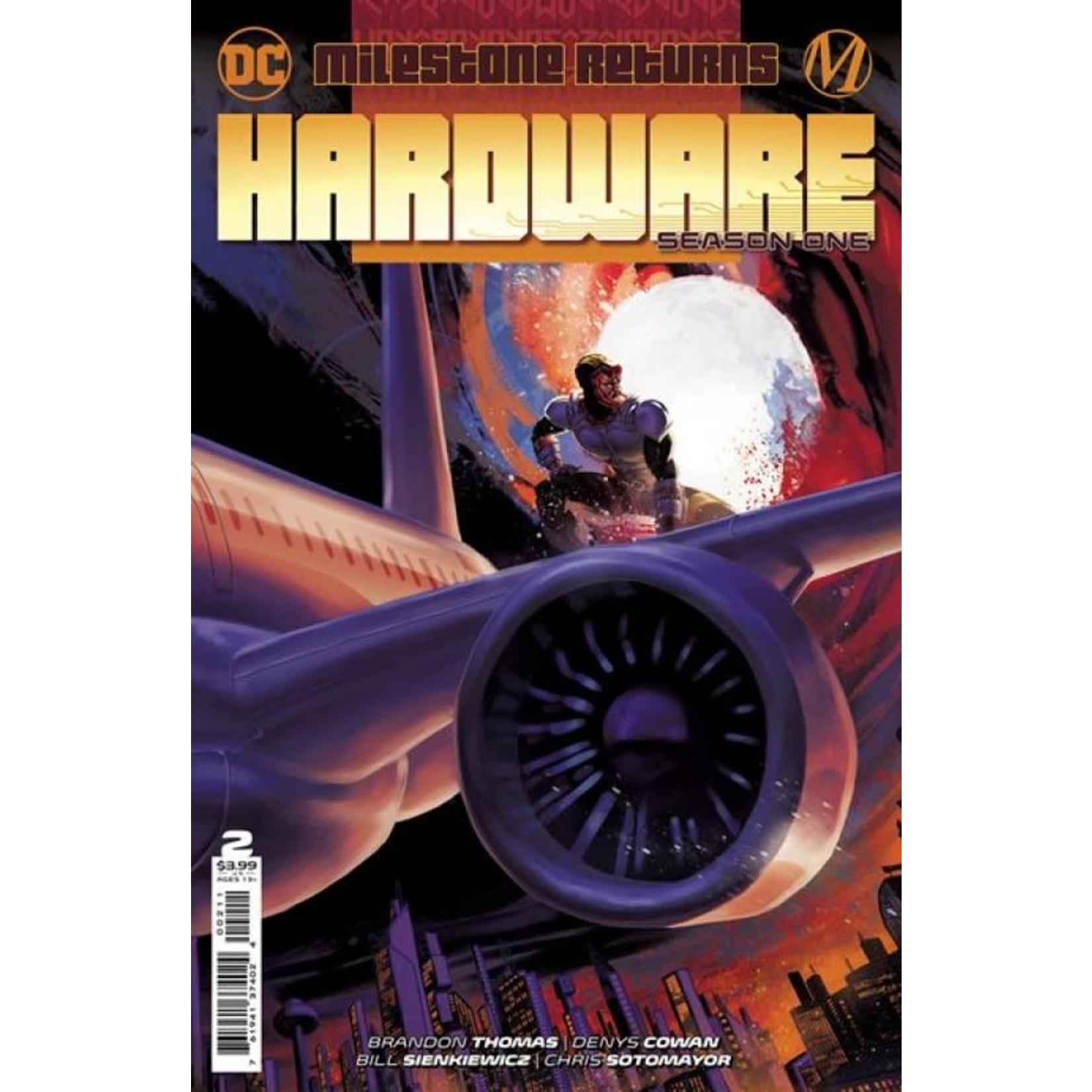DC Comics Hardware: Season One #2