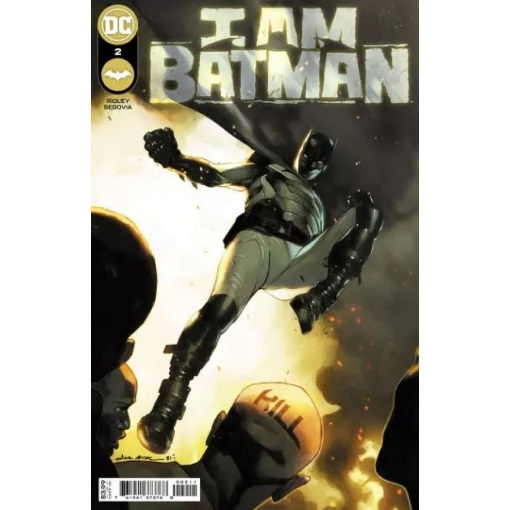 DC Comics I Am Batman #2