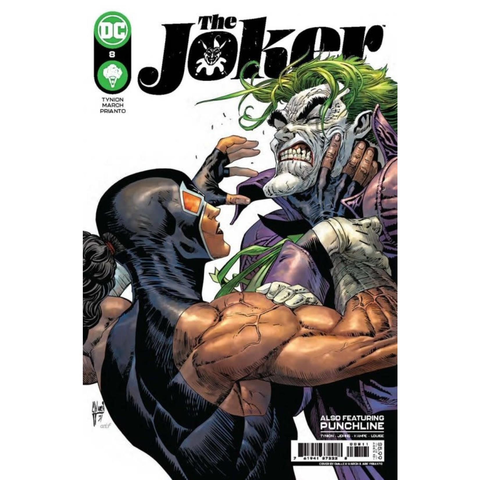 DC Comics The Joker #8