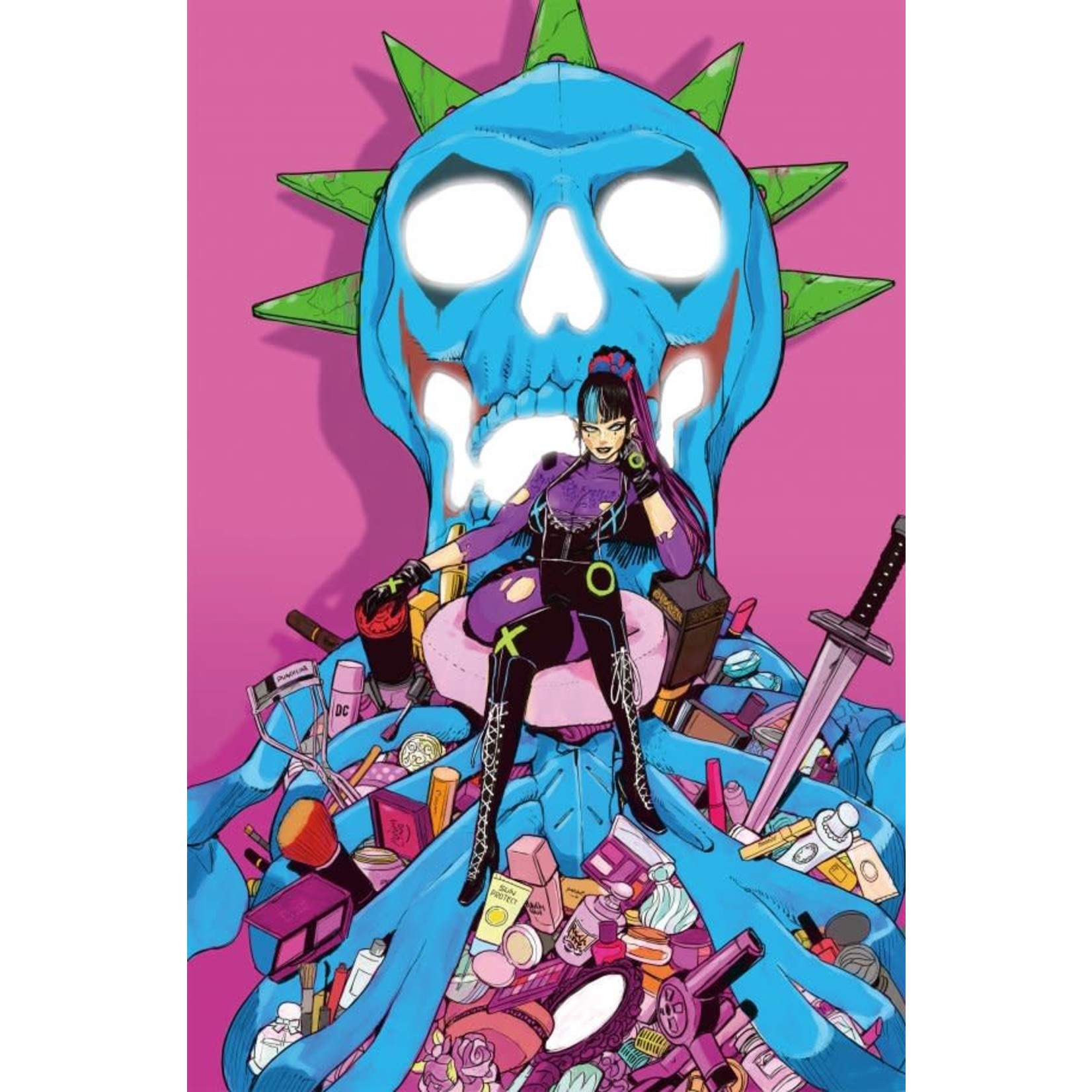 DC Comics The Joker #8 Cover C Bright