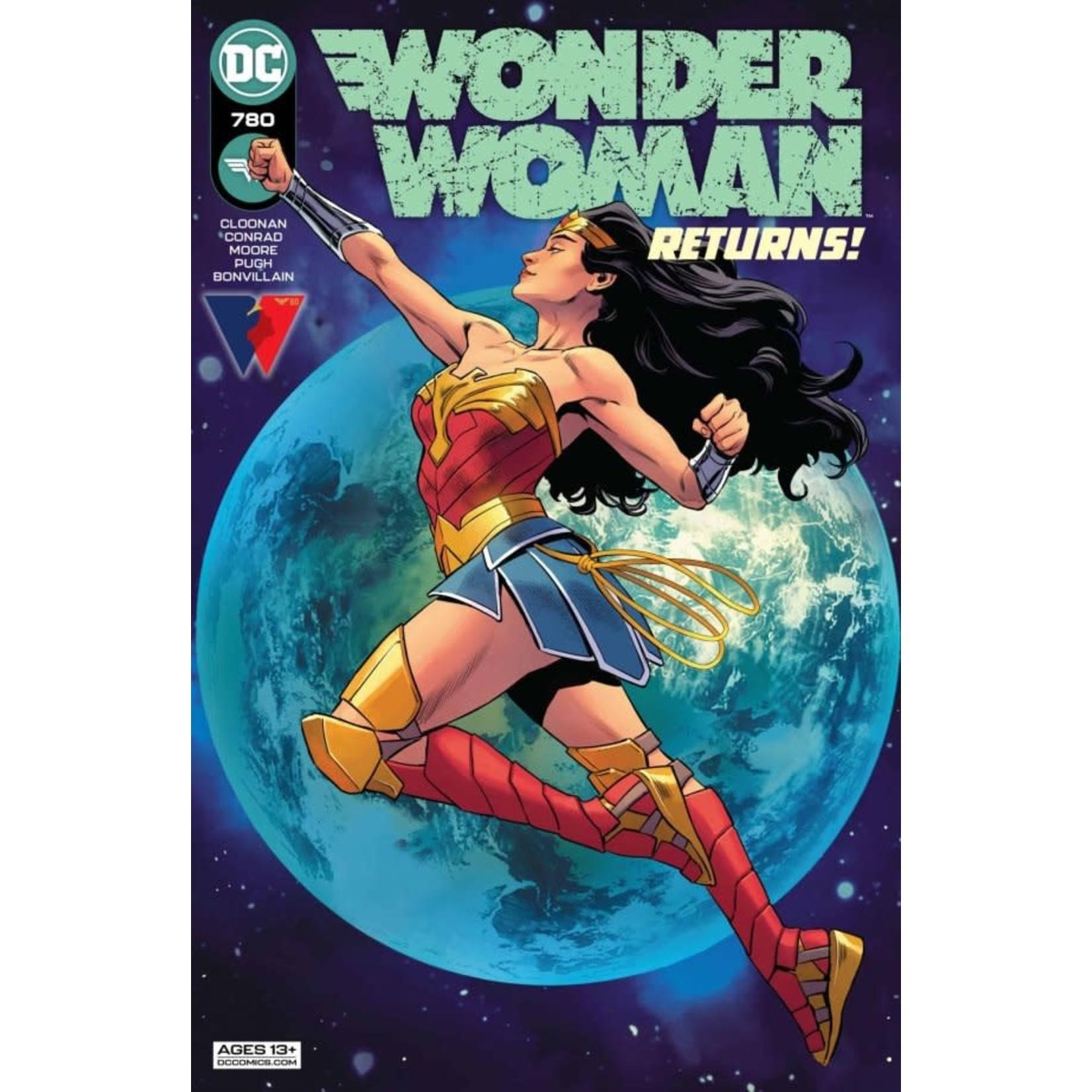 DC Comics Wonder Woman #780