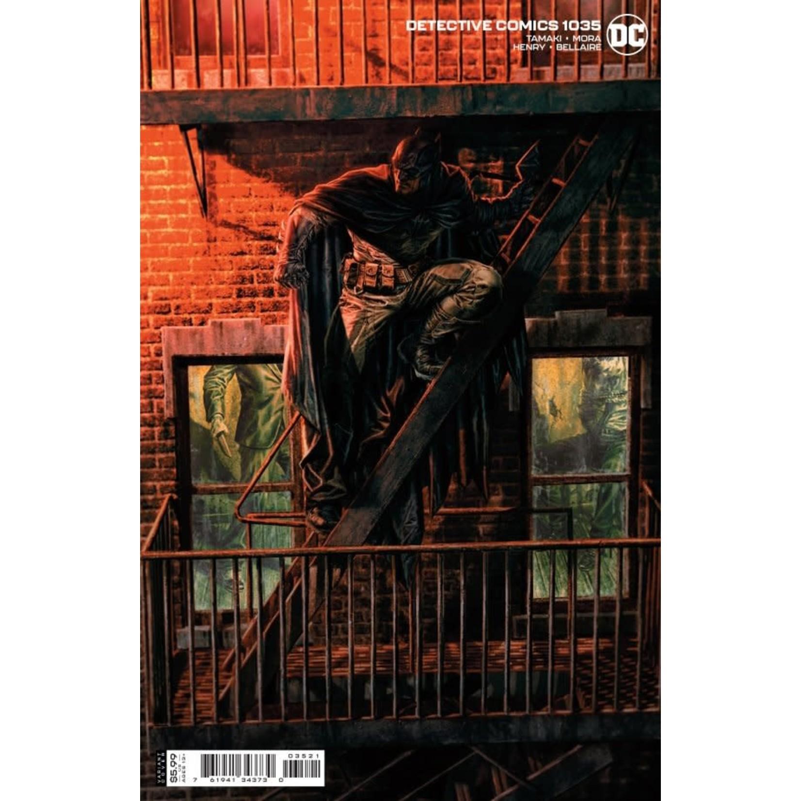DC Comics Detective Comics #1035 Card Stock Variant Edition