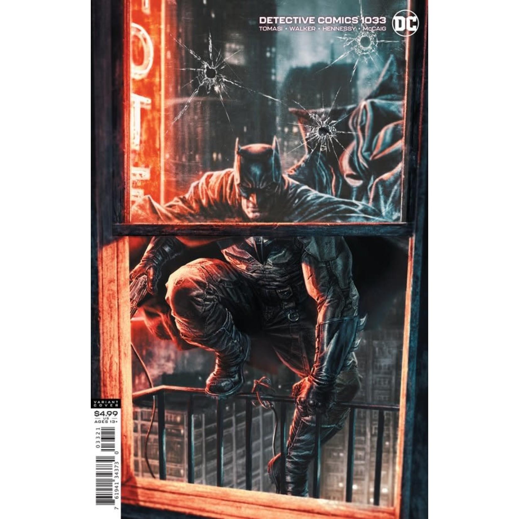 DC Comics Detective Comics #1033 Card Stock Variant Edition