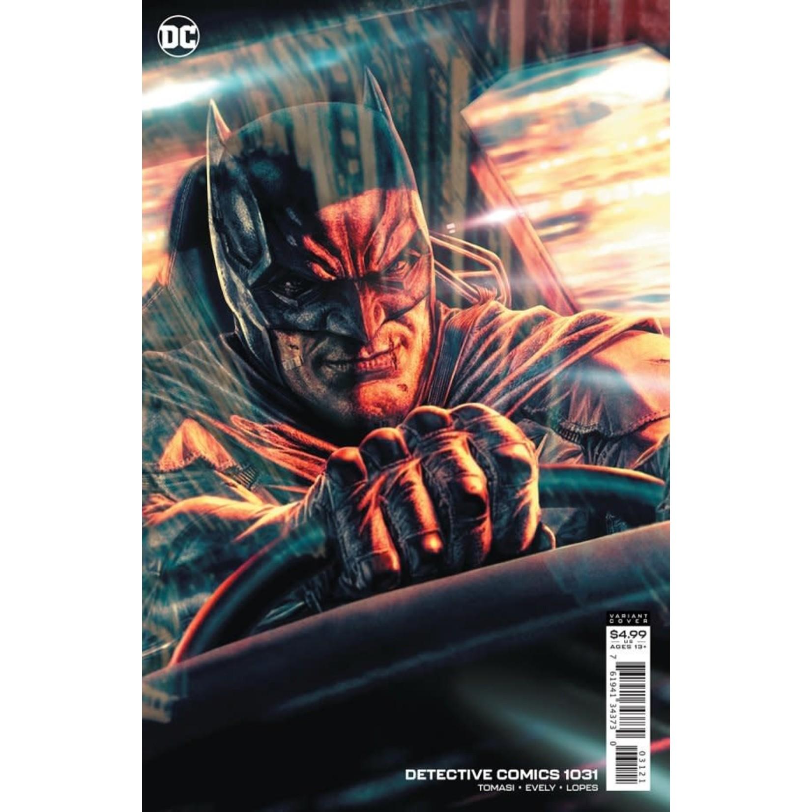 DC Comics Detective Comics #1031 Card Stock Variant Edition