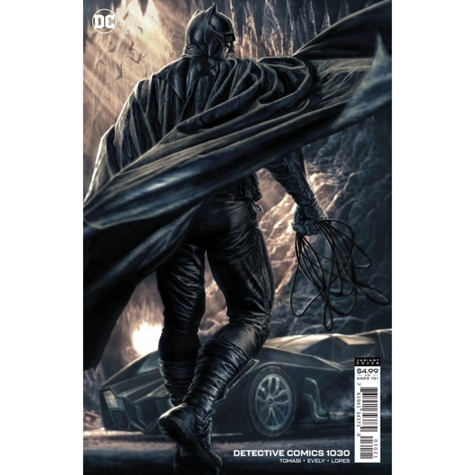DC Comics Detective Comics #1030 Card Stock Variant Cover