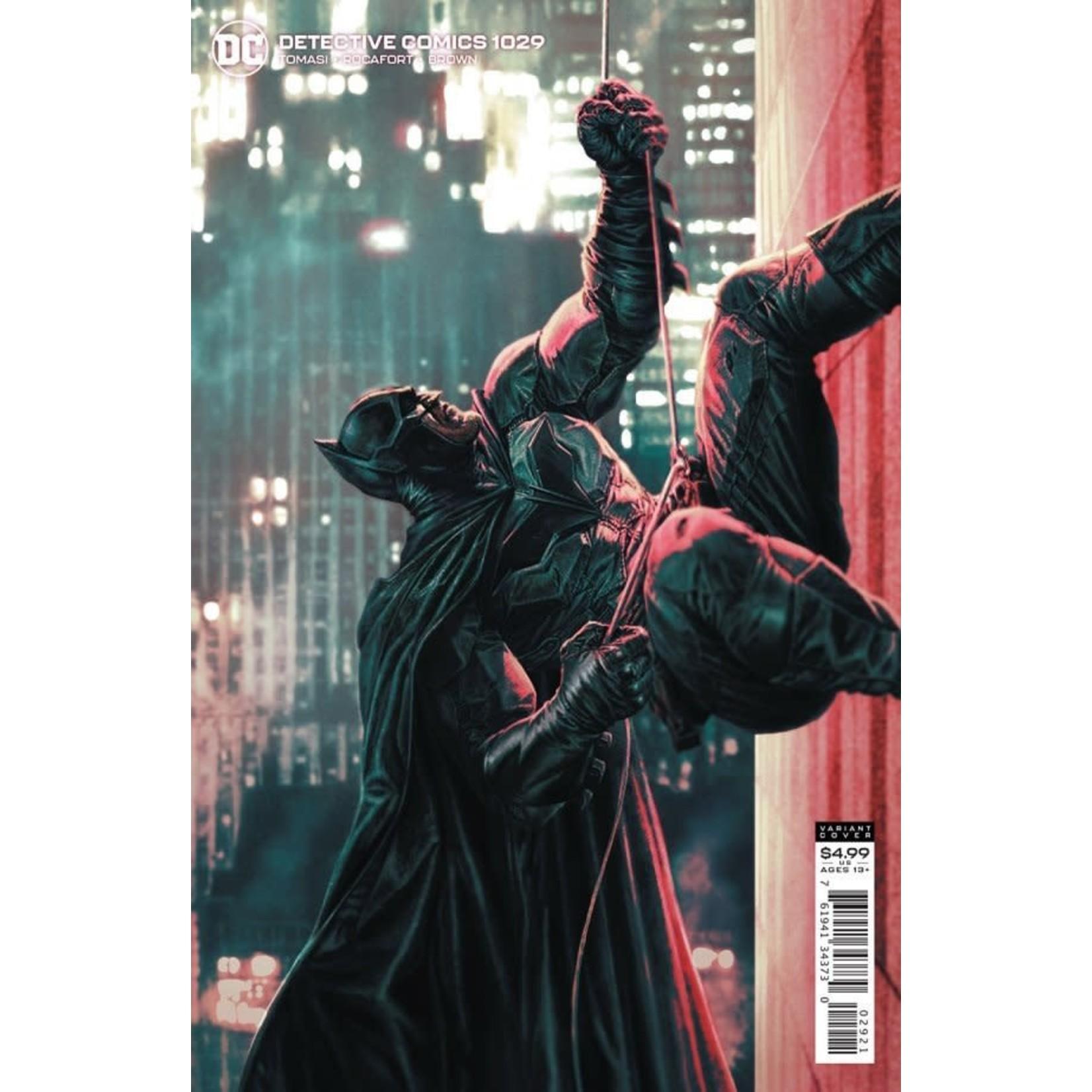 DC Comics Detective Comics #1029 Card Stock Variant Edition