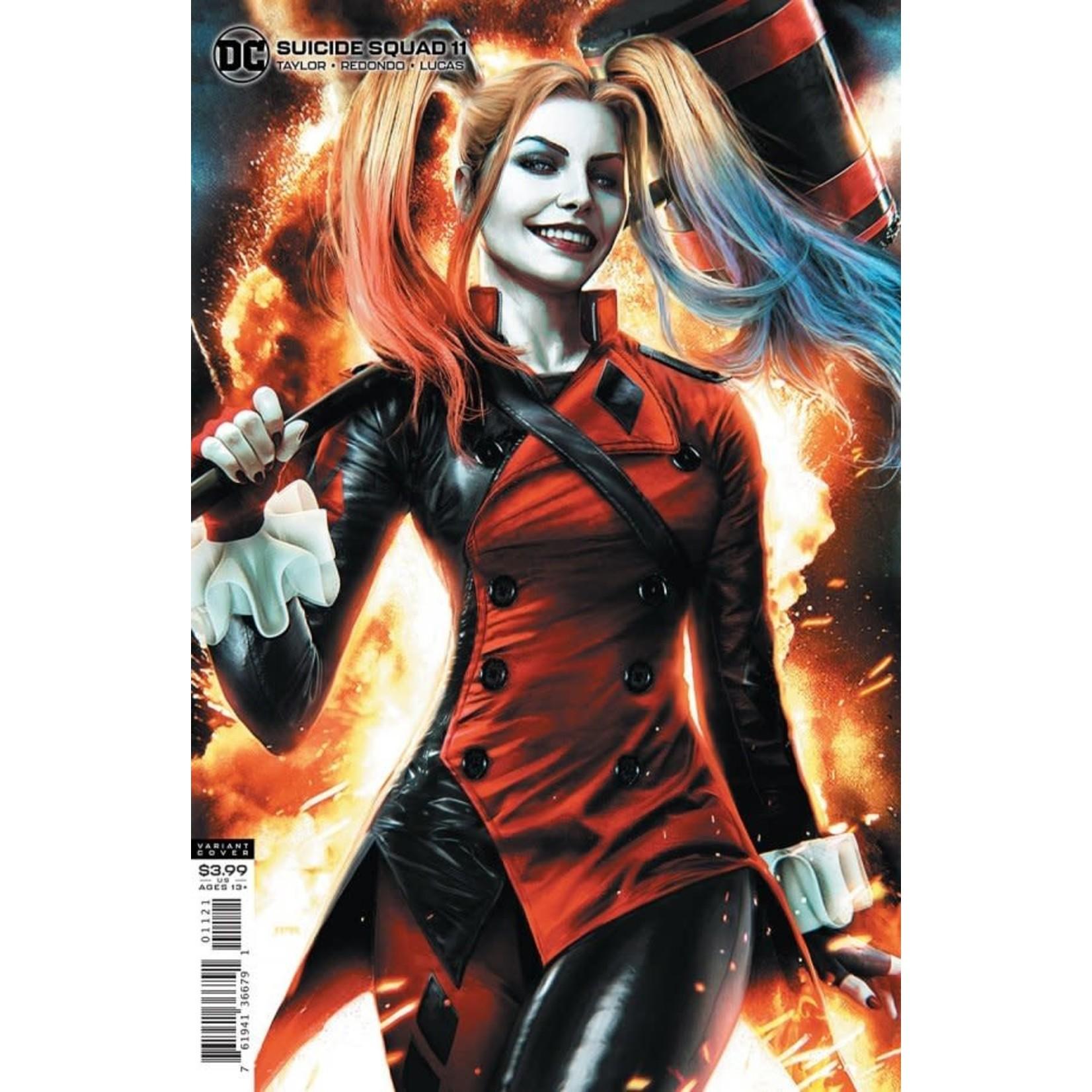 DC Comics Suicide Squad #11 Variant Edition