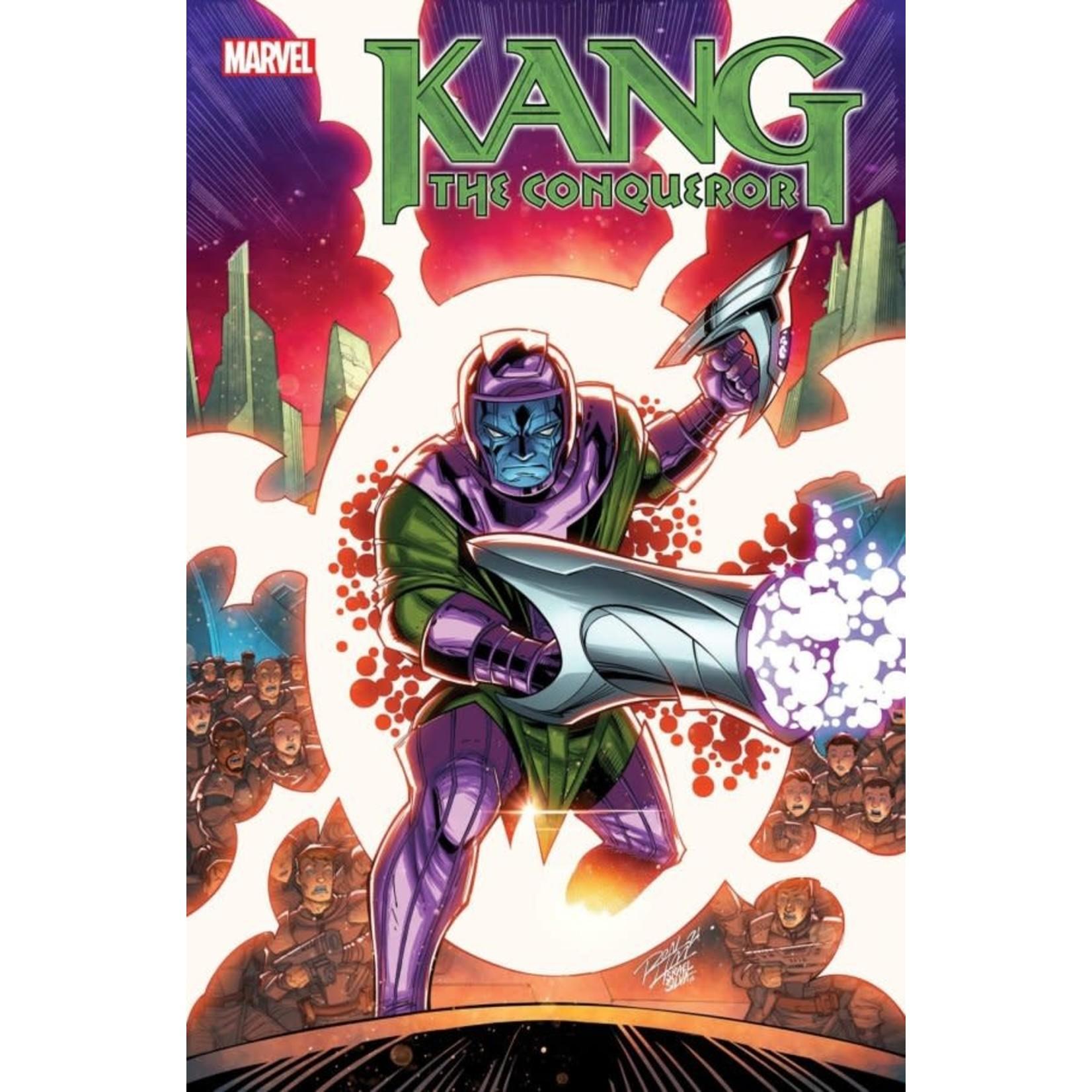 Kang the Conqueror #3 Ron Lim Variant