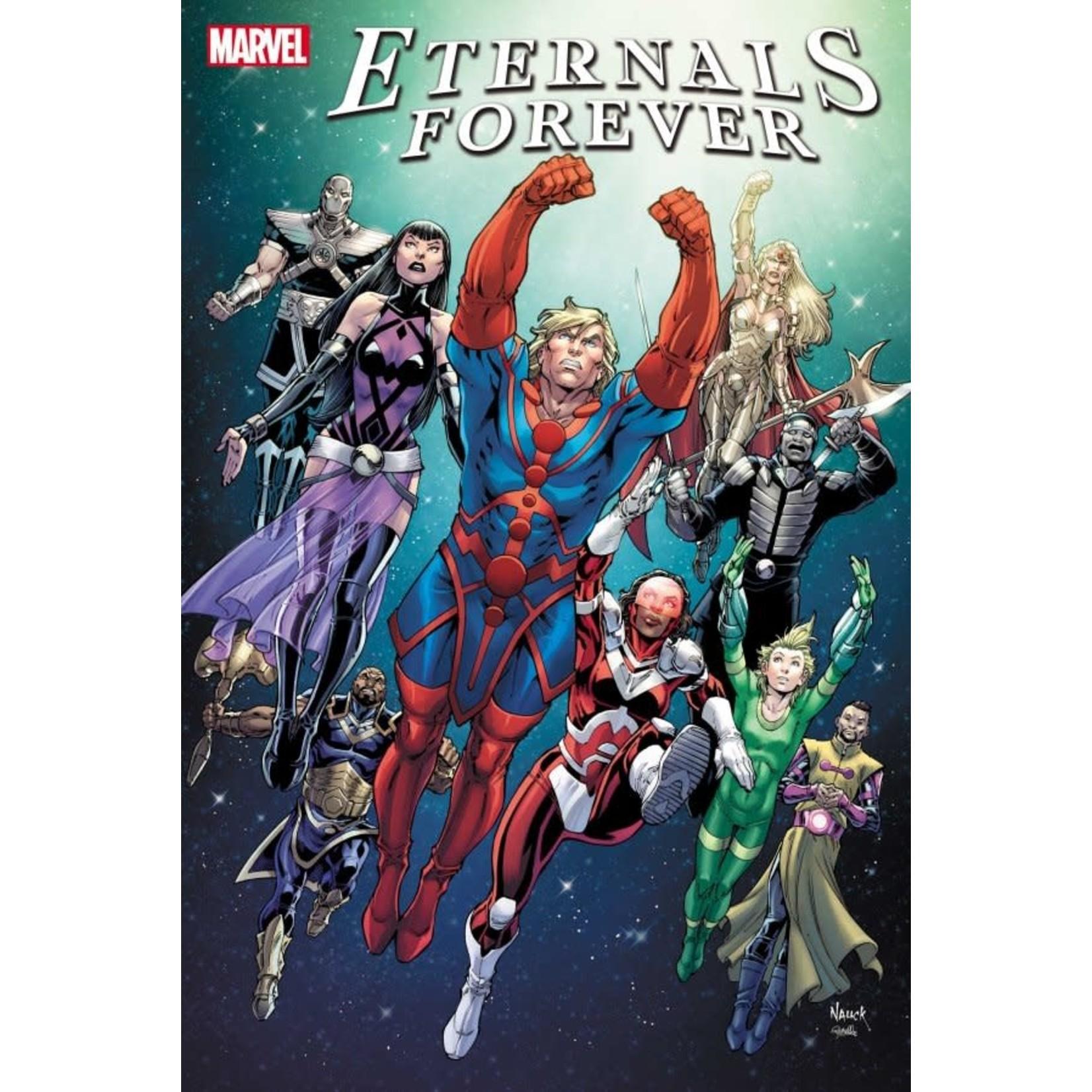 Eternals Forever #1